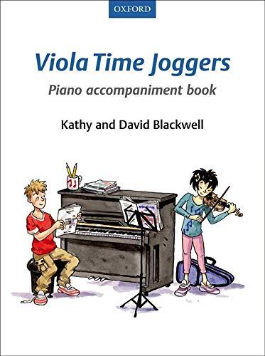 9780193398566: Viola Time Joggers Piano Accompaniment Book