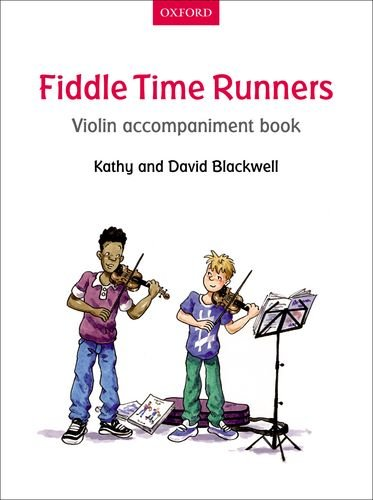 9780193398597: Fiddle Time Runners Violin Accompaniment Book