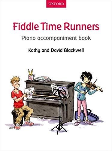9780193398603: Fiddle Time Runners Piano Accompaniment Book