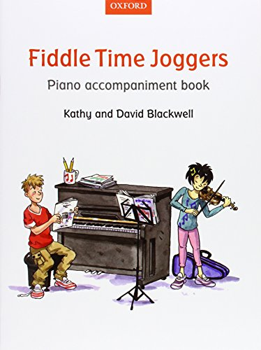 9780193398627: Fiddle Time Joggers Piano Accompaniment Book