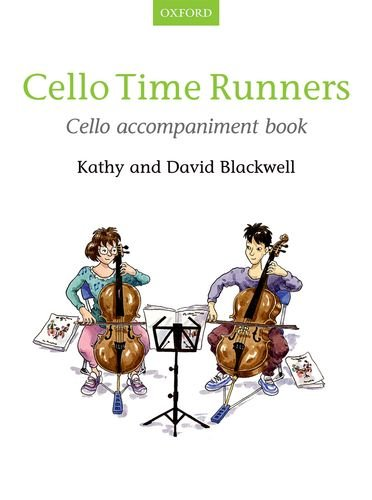 9780193401174: Cello Time Runners Cello Accompaniment Book