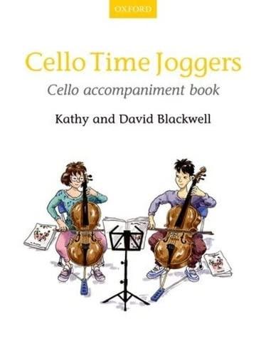 9780193401181: Cello Time Joggers Cello accompaniment book