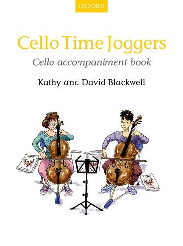 9780193401181: Cello Time Joggers Cello accompaniment book