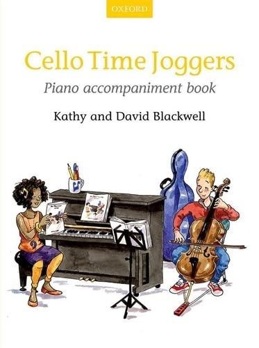 9780193404434: Cello Time Joggers Piano Accompaniment Book