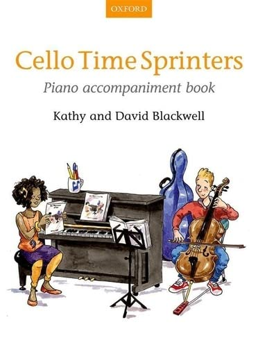 9780193404441: Cello Time Sprinters Piano Accompaniment Book
