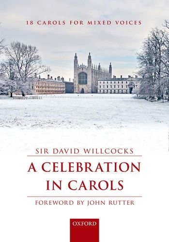 A Celebration of Carols :for mixed chorus and orchestra