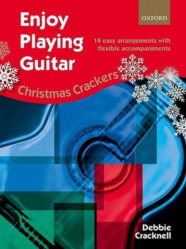 9780193407169: Enjoy Playing Guitar: Christmas Crackers: 14 easy arrangements with flexible accompaniments