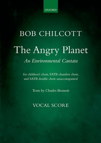 9780193409828: The Angry Planet: An environmental cantata