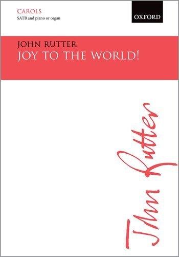 9780193417212: Joy to the world!: Vocal score