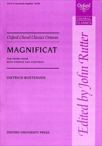 9780193417908: Magnificat: Vocal score