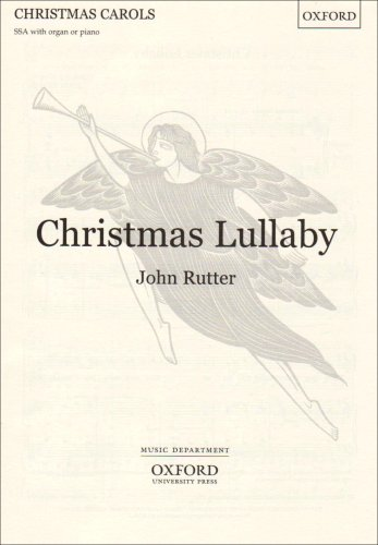 9780193426498: Christmas Lullaby: SSA vocal score