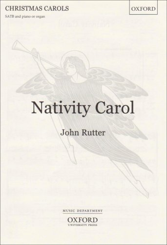 9780193429703: Nativity Carol: SATB vocal score