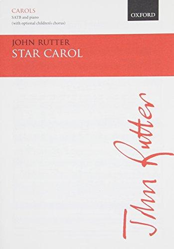 9780193430341: Star Carol: SATB vocal score