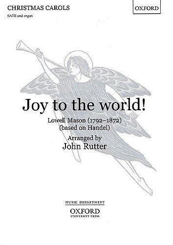 9780193431171: Joy to the world!: Vocal score