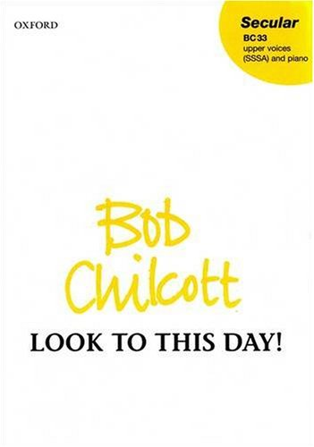 9780193432802: Look to this day!: Vocal score