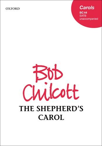 9780193432963: The Shepherd's Carol: Vocal score