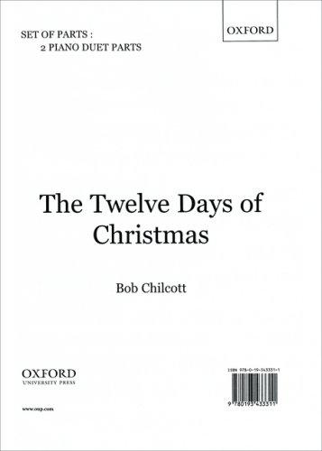 9780193433311: The Twelve Days of Christmas: Piano duet accompaniment