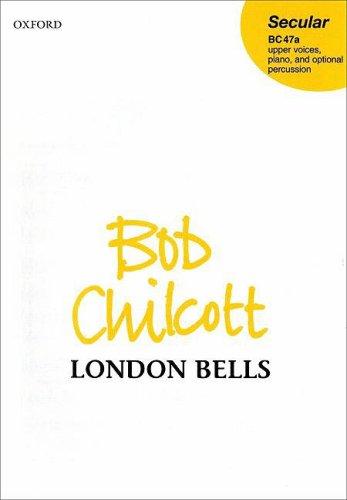 9780193433335: London Bells: Vocal score