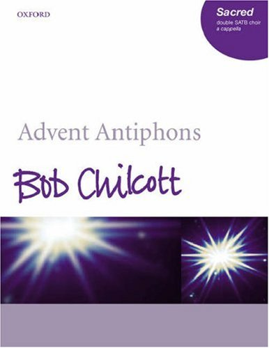9780193433366: Advent Antiphons: Vocal score