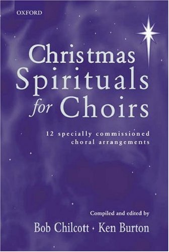 9780193435414: Christmas Spirituals for Choirs: Vocal score (. . . for Choirs Collections)