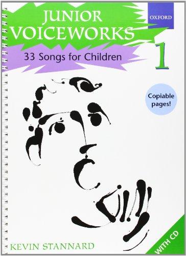 9780193435513: Junior Voiceworks 1: 33 Songs for Children
