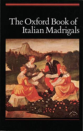9780193436473: The Oxford Book of Italian Madrigals