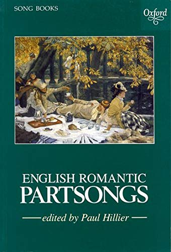 9780193436503: English Romantic Partsongs (Oxford Song Books)