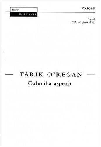 9780193439054: Columba aspexit: Vocal score (New Horizons)