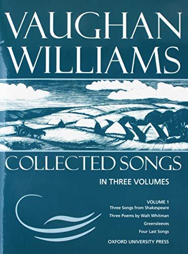 9780193459274: Collected Songs Volume 1