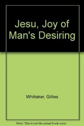 Jesu, joy of man s desiring: SATB