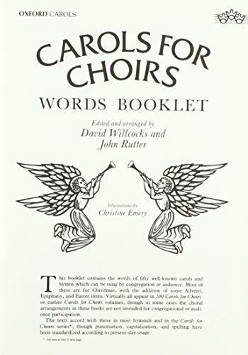 9780193532281: Carols for Choirs