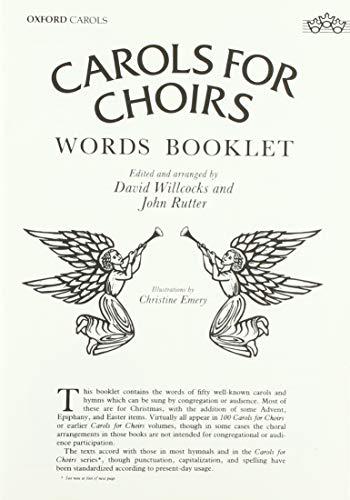 9780193532281: Carols for Choirs