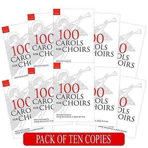 100 Carols for Choirs (Sheet music)