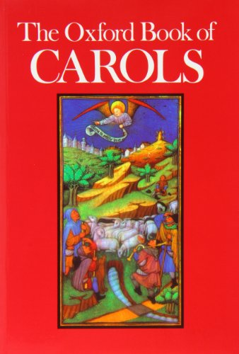 9780193533158: The Oxford Book of Carols: Music edition