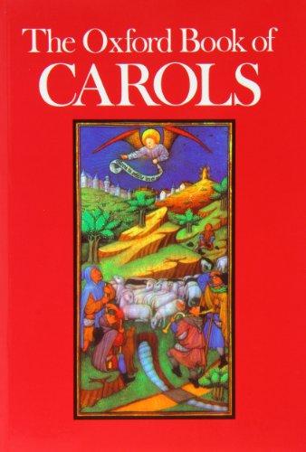 9780193533158: The Oxford Book of Carols: Vocal score