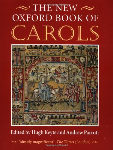 9780193533226: The New Oxford Book of Carols