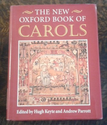9780193533233: The New Oxford Book of Carols