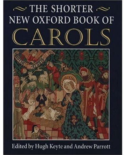 9780193533240: The Shorter New Oxford Book of Carols