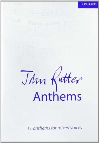 9780193534179: Anthems: 11 Anthems for Mixed Voices (Composer Anthem Collections)