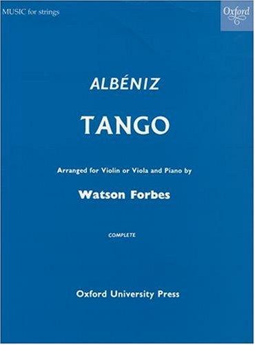 9780193551350: Tango