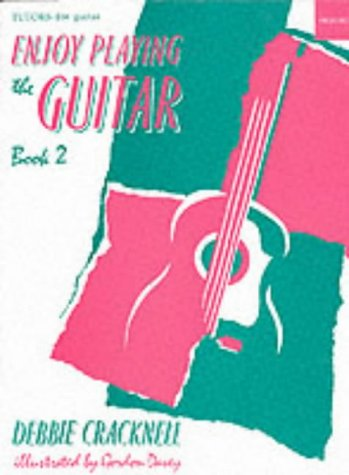 9780193559394: Enjoy Playing the Guitar Book 2: Bk. 2 (Enjoy Playing Guitar)