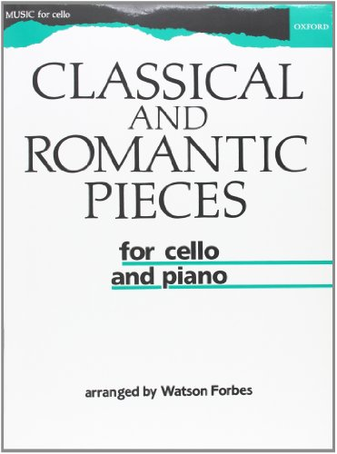 9780193564718: Classical and Romantic Pieces for Cello