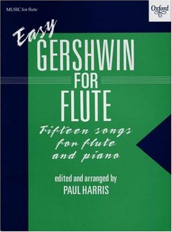9780193566767: Easy Gershwin for Flute