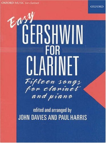9780193566781: Easy Gershwin for Clarinet
