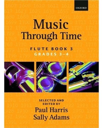 9780193571839: Music through Time Flute Book 3 (Bk. 3)