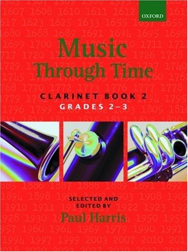 9780193571853: Music through Time Clarinet Book 2 (Bk. 2)