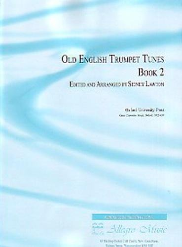 9780193575431: Old English Trumpet Tunes