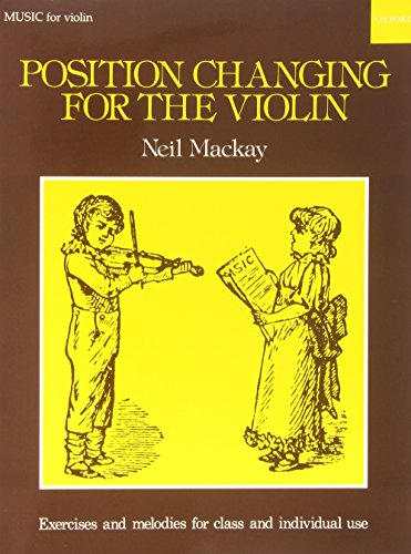 9780193576537: Position Changing for Violin: Violin part