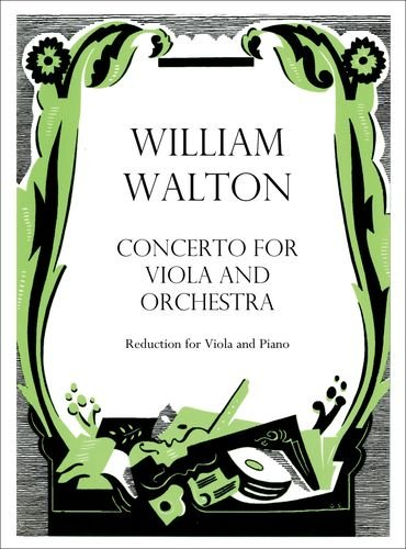 Concerto for Viola and Orchestra: Reduction for