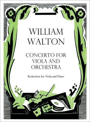 9780193681316: Viola Concerto: Reduction for viola and piano